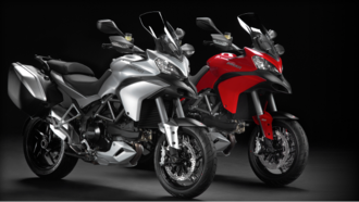 NEW MULTISTRADA!