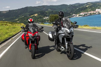Multistrada 1200 New Line-up Fair開催