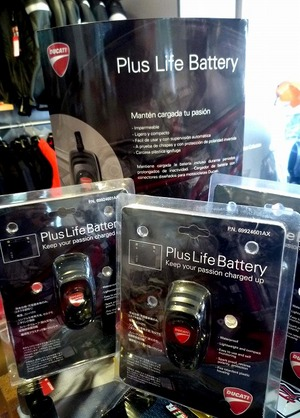 Plus Life Battery !