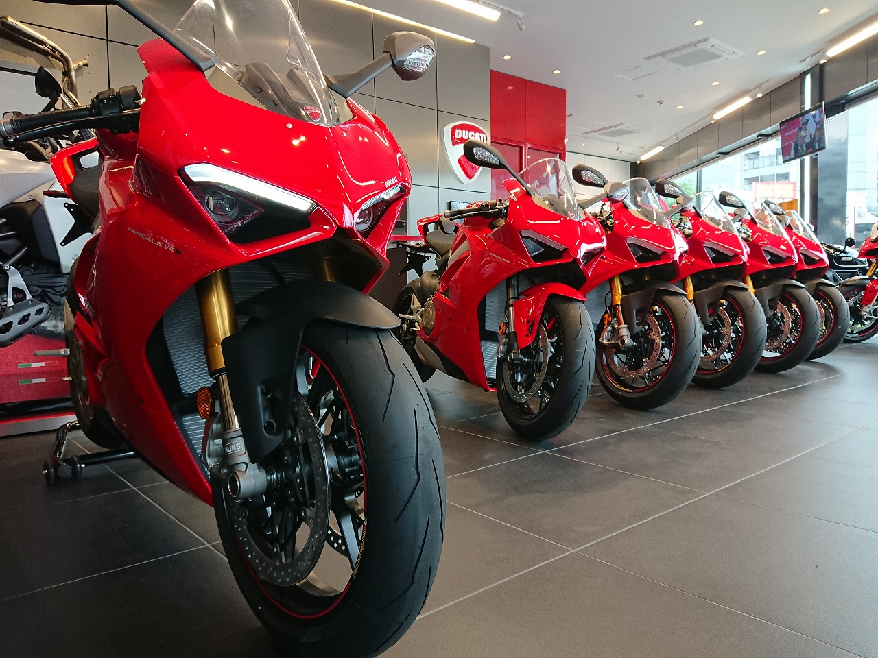 ◇5/26・27 Panigale V4 Debut Fair