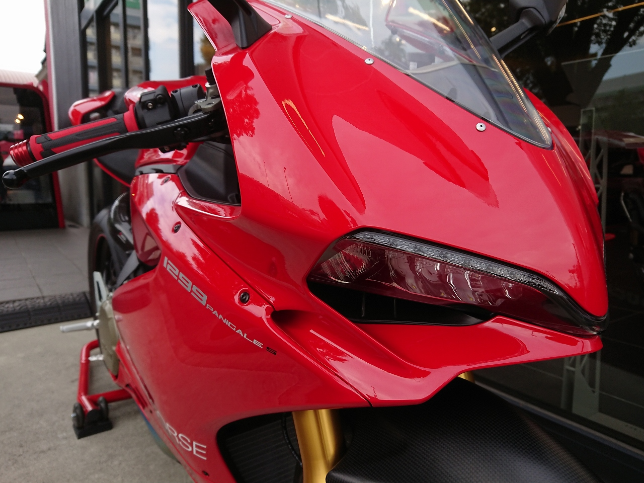 USED 1299 PANIGALE S