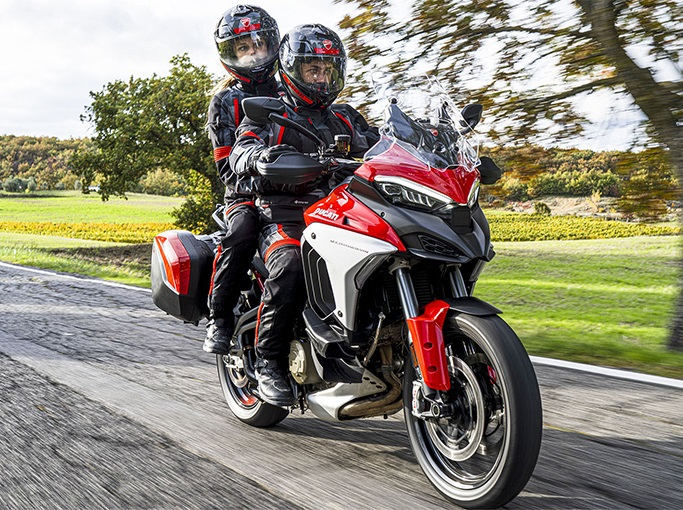 New Multistrada V4